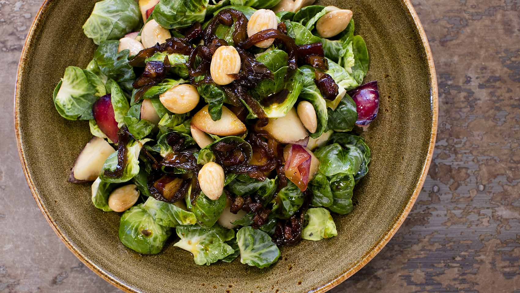 B&O's Brussel Sprout Salad