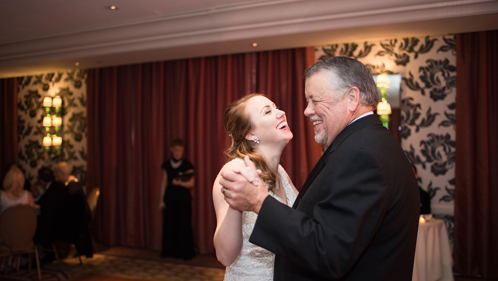 Joanna + Glenn Father Daughter Dance - JadeNikkolePhotography