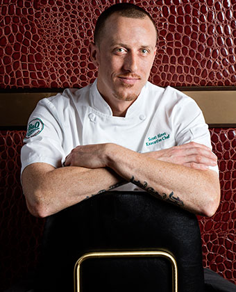 Executive Chef Scott Hines