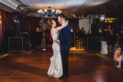 Cassondra and John's Monaco Baltimore wedding