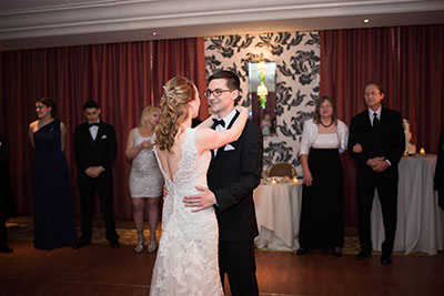 Joanna + Glenn First Dance - JadeNikkolePhotography